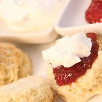 Enjoy a Proper Cornish Cream Tea
