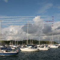 Falmouth Week - 4-13 Aug 2017